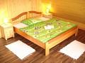 Zbojnícka drevenica 2 - izba pre 4 osoby